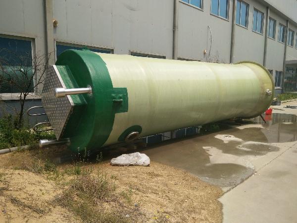 一体化提升泵站的除臭装置.jpg